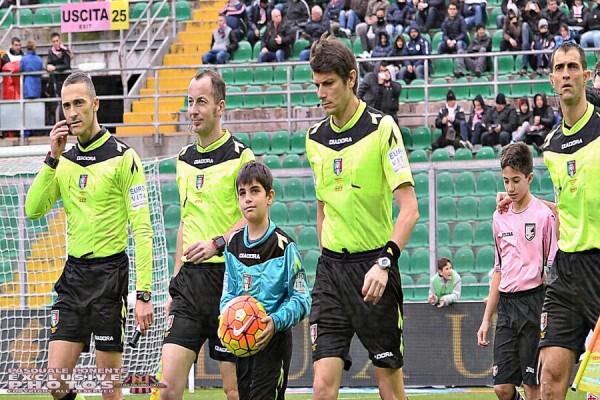 arbitro palermo fiorentina damato 1-3