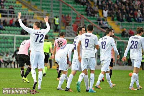 ilici gol palermo fiorentina 1-3