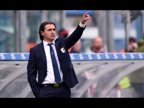Palermo: l'intervista nel dopo partita di Tedesco (VIDEO)