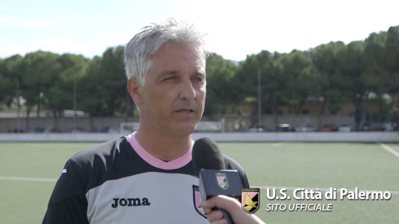 U15 Palermo, Zammitti: «Primo obiettivo raggiunto, adesso non fermiamoci» (VIDEO)