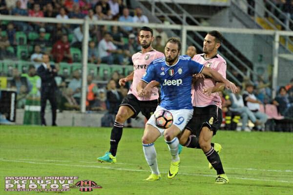 Juventus-Palermo: Zamparini: