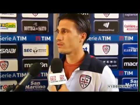 VIDEO: Fabio Pisacane dopo l'esordio in A si commuove e scoppia a piangere. A 14 anni era stato paralizzato da una malattia