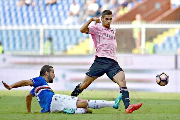 Alla Sampdoria scoppia il caso Silvestre: non convocato, c'è il Torino
