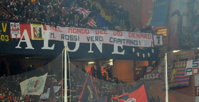 Serie A/Genoa-Palermo tifosi genoa