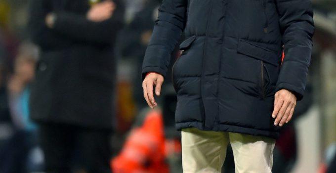 Genova, 18/12/2016Serie A/Genoa-PalermoIvan Juric (allenatore Genoa)