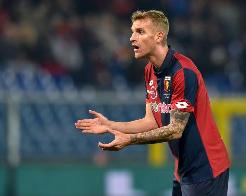Serie A/Genoa-Palermo rigoni