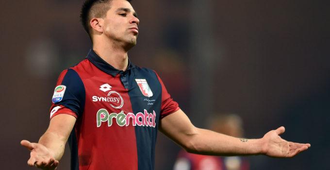 Genova, 18/12/2016 Serie A/Genoa-Palermo Giovanni Pablo Simeone