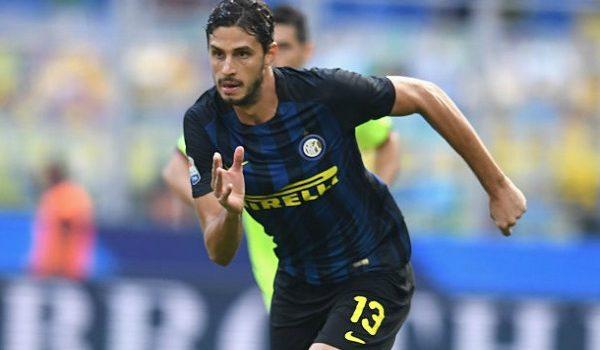 Seconda Maglia Inter Milan ANDREA RANOCCHIA