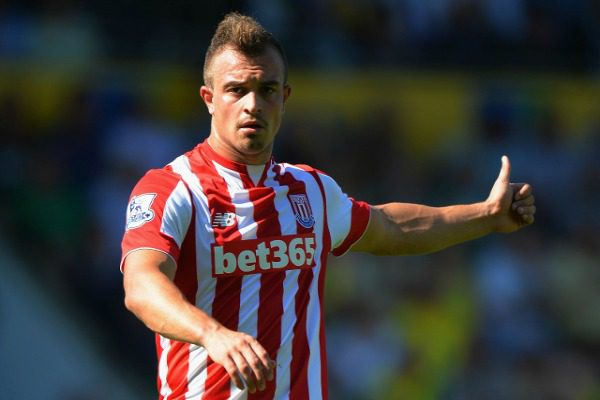 Inter, che affondi di Shaqiri all'Inter!
