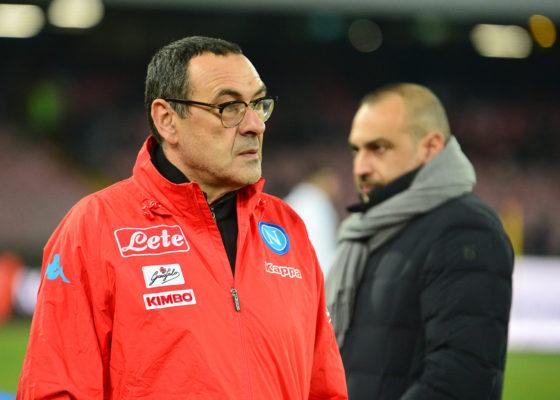 Udinese-Napoli, Sarri: