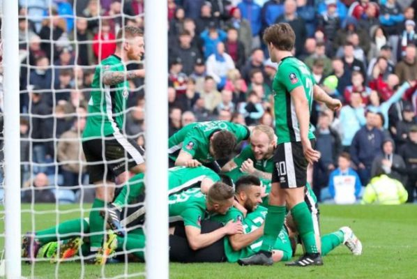 Emirates FA Cup: Lincoln City ai quarti di finale