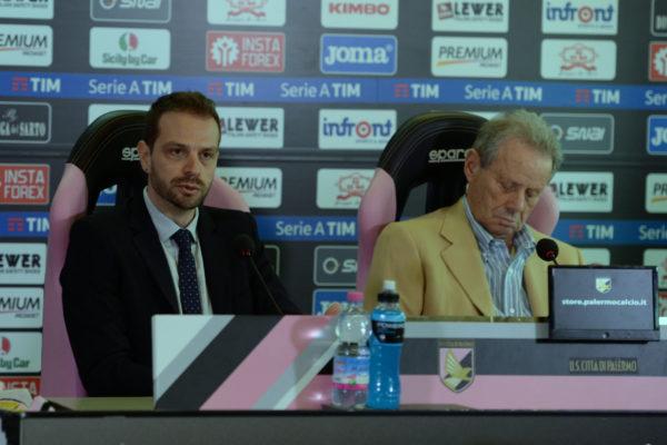 Closing Palermo, le ultime: il comunicato di Zamparini