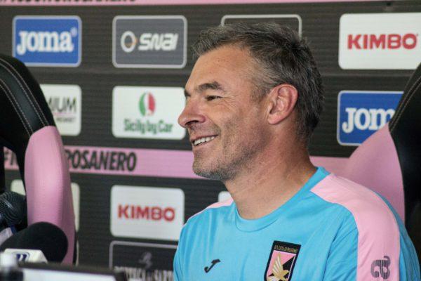 Pescara: allenamento in vista del Palermo, si fermano Kastanos e Crescenzi