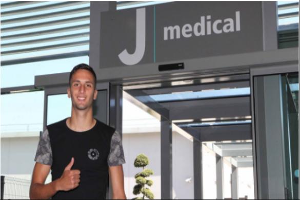 Juventus, Bentancur è a Torino per le visite mediche