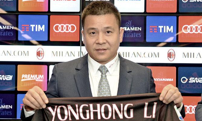 Milan, Yonghong Li non risponderà alle accuse del NYT