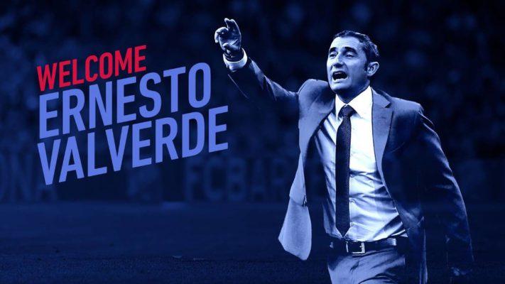 Barcellona, ufficiale: Valverde è il nuovo allenatore