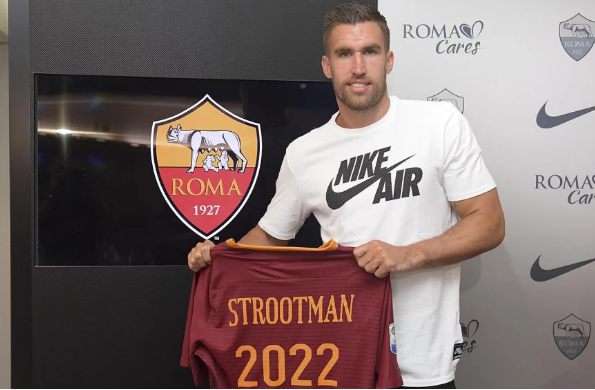 Strootman rinnova fino al 2022