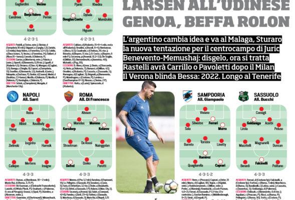 Matri al Parma, Alessandro Sugoni (Sky Sport):