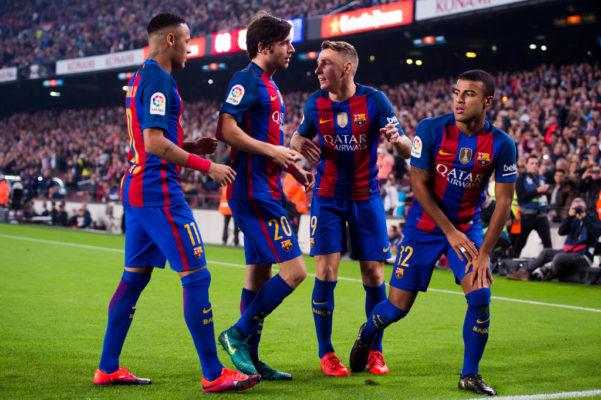Barcellona: giocatore blaugrana uno dei primi soccorritori dopo l'attentato