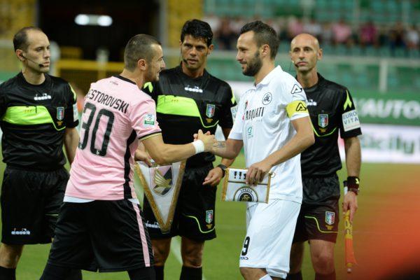 Palermo, pareggio a reti bianche contro lo Spezia