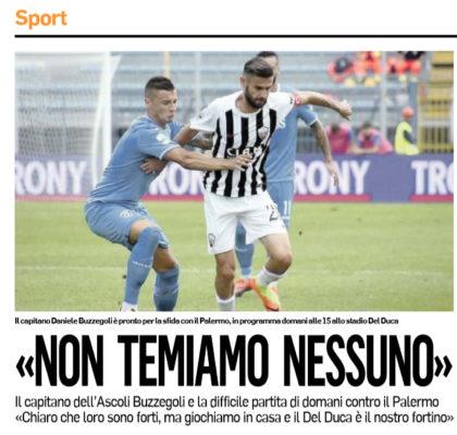 Palermo, 0-0 e sbadigli ad Ascoli