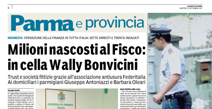 ad7ad53170 Zamparini e la Guardia di Finanza di Parma: ecco di cosa si tratta