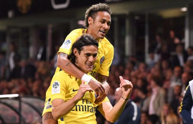 Ligue 1 - Il PSG travolge 6-2 il Bordeaux: doppietta per Neymar