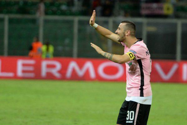 Serie B: Nestorovski trascina il Palermo, battuta 2-1 la Pro Vercelli