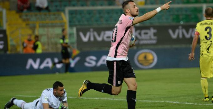 palermo-pro-vercelli-ilovepalermocalcio-14 nestorovski gol esulta