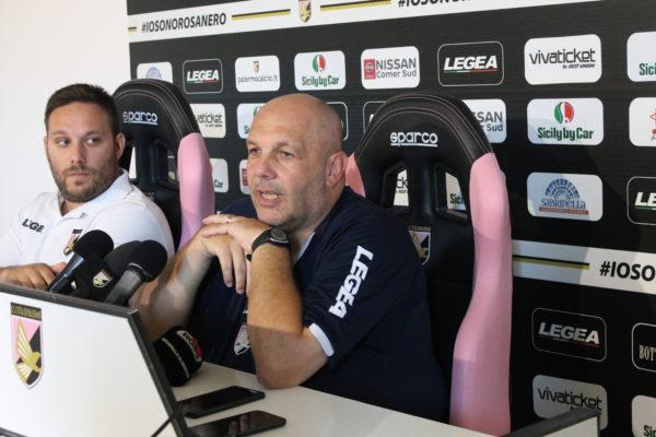 Palermo, Zamparini: 'Frosinone fortunato. Infortuni? Qualcosa non va'