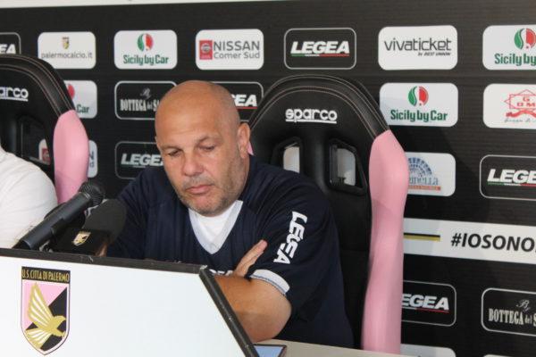 Il Bari di Grosso e Marrone affonda in casa col Palermo