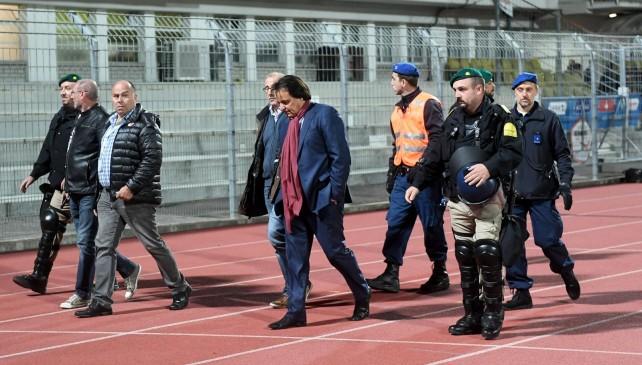 Aggressione all'ex CT della Svizzera: maxi-stangata al presidente del Sion