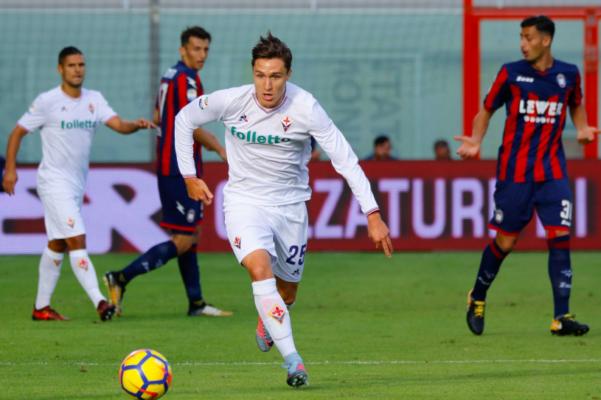 Serie A Il Crotone In Vantaggio Sulla Fiorentina Napoli Sassuolo Tutti I Risultati Parziali Ilovepalermocalcio