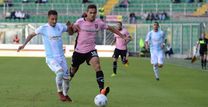 palermo entella chochev