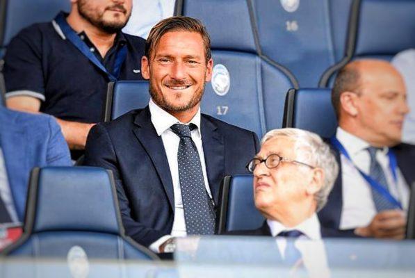 Addio Buffon, la lettera emozionante di Totti: