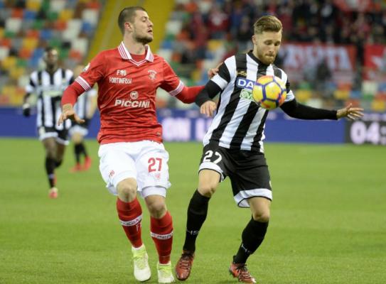 TIM CUP - Risultato incredibile. Udinese Oddo, Perugia Tre