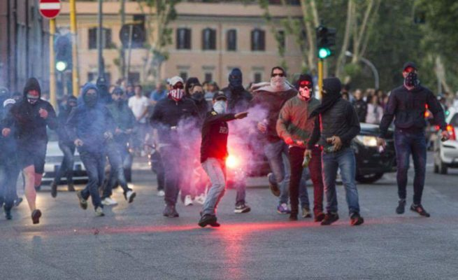 Torino-Juventus, derby con scontri tra ultras: bilancio