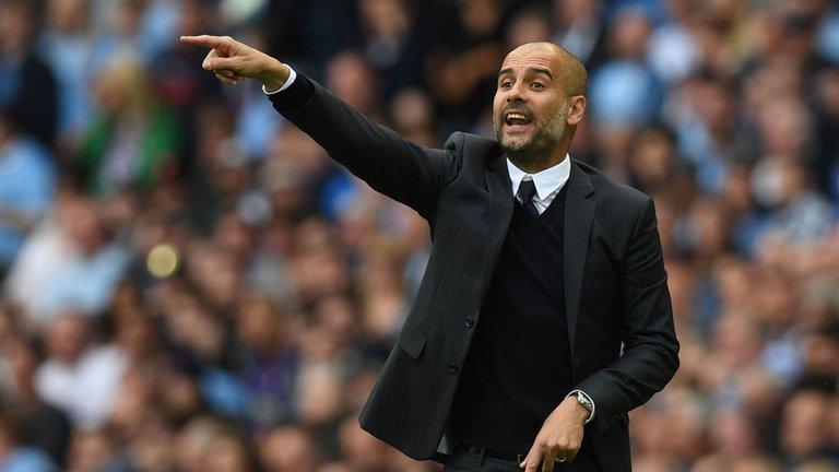 Manchester City, Guardiola provoca: