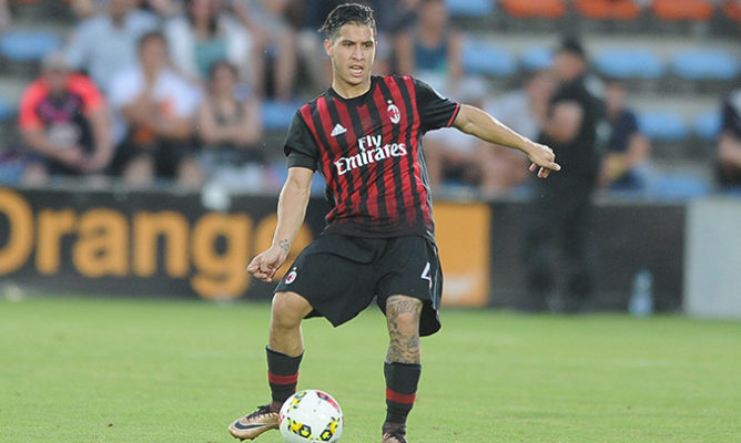 Maglia Home AC Milan JOSE' MAURI