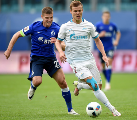 Fiorentina: intesa per Kokorin, 29enne attaccante dello Spartak Mosca