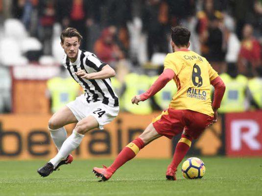 Maglia Home Juventus DANIELE RUGANI