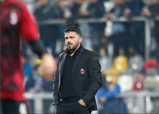 """Europa League – Milan, dopo la sconfitta Gattuso ci mette la faccia: """"é colpa mia. Ecco dove ho sbagliato"""""""