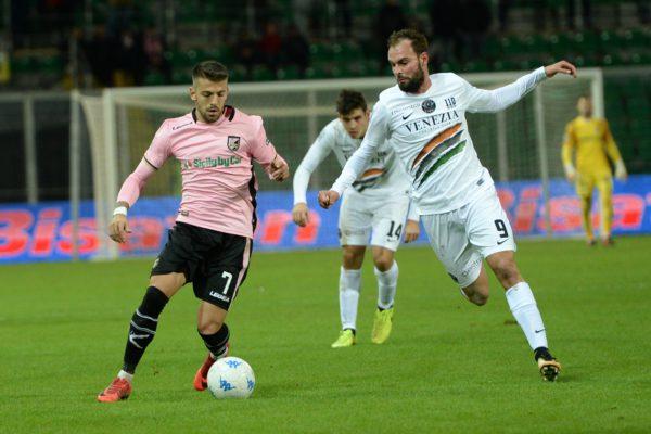 Bari-Palermo 0-3 Calcio serie B