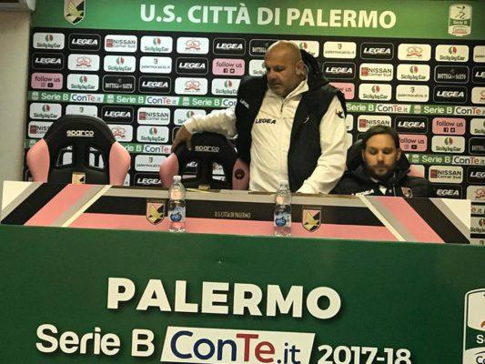 Serie B: Superman Audero blocca il Palermo sullo 0-0, siciliani comunque primi