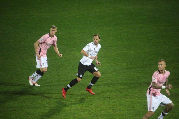 Gallo blocca la capolista, al Picco Spezia-Palermo finisce 0-0