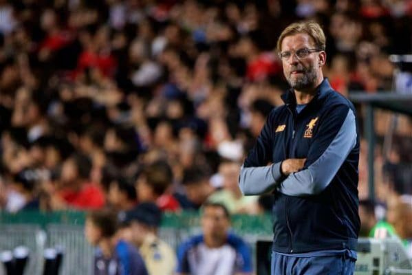 Liverpool, Klopp rivela: