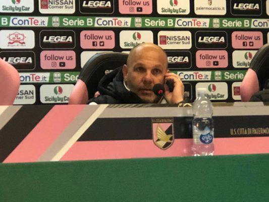 Palermo, Tedino verso l'esonero: Stellone e De Biasi in lizza