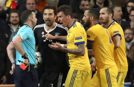 Juventus, Sergio Ramos squalificato entra in campo