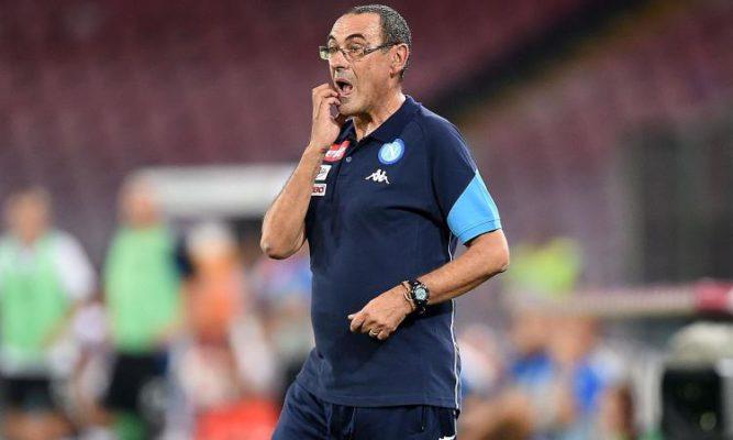 Napoli, se Sarri va via rispunta Benitez