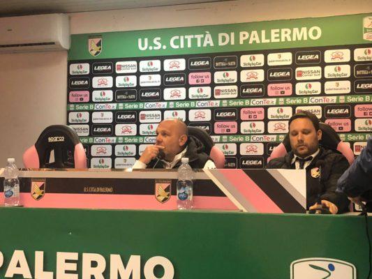 Tedino Esonerato, Stellone Nuovo Allenatore del Palermo
